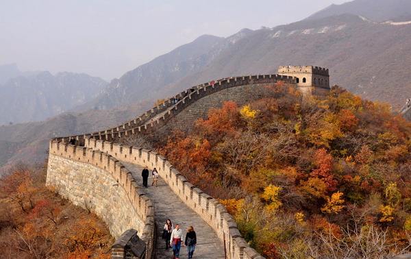 Mutianyu Great Wall Private Tour Beijing Private Tour
